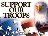 Support Our Troops Military Discount